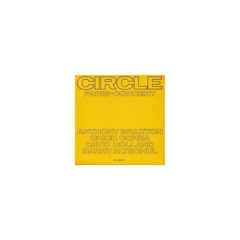 Circle – Paris &8211 Concert|1972 ECM 1018/19 ST
