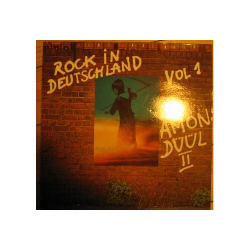 Amon Düül II – Rock In Deutschland Vol 1|1980    Strand – 6.24455 AG