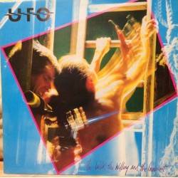 UFO – The Wild, The Willing And The Innocent|1981         Chrysalis	203 002