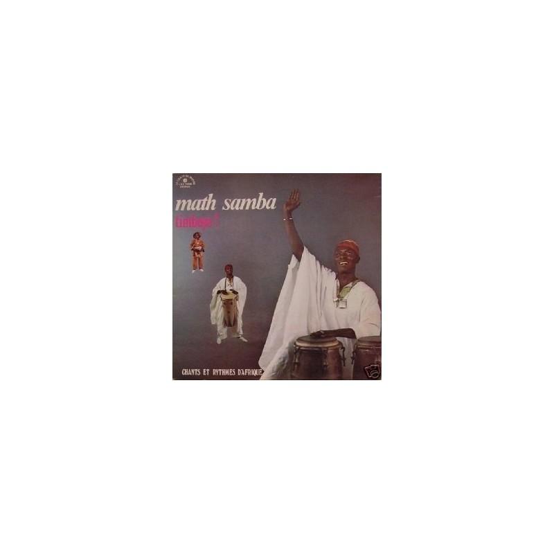 Samba Math – Timboyo !1976 Le Chant Du Monde – LDX 74596