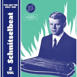 Various ‎– Schnitzelbeat Volume 2 &8211 (Raw Teenage Beat & Garage Rock Anthems From Austria 1964-1970)|2015  SCHNITZEL 002