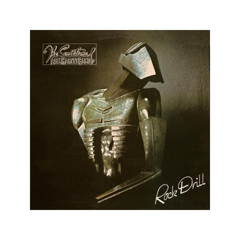 Harvey Band Sensational ‎The – Rock Drill|1977      Vertigo	6370 423