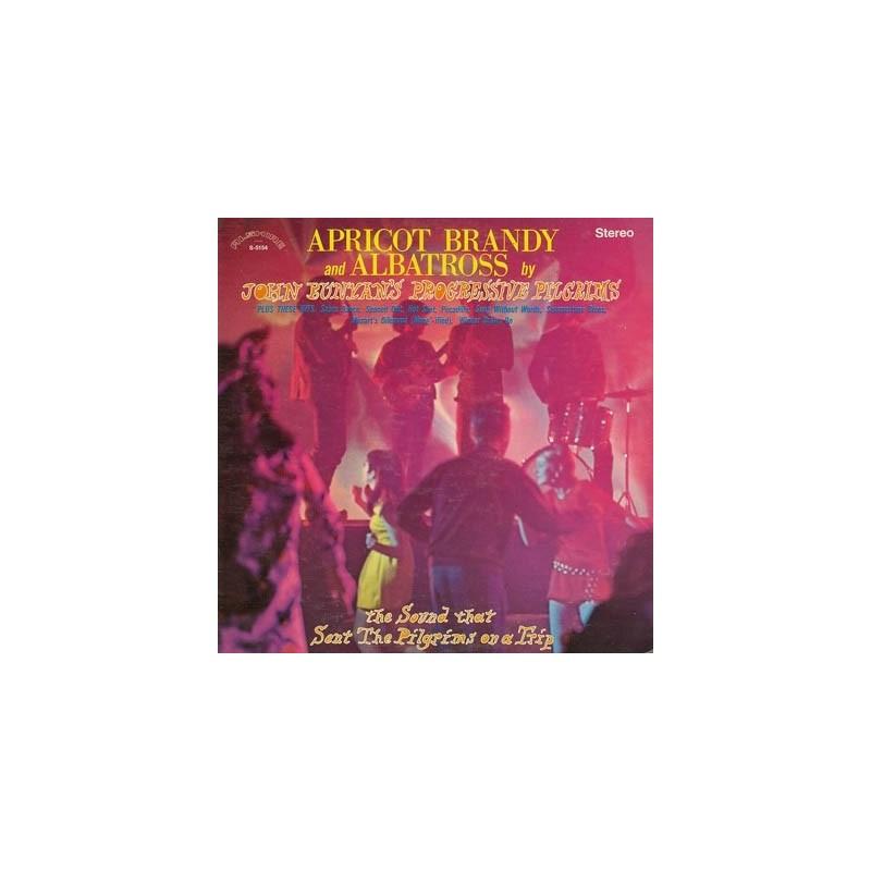 Bunyan&8217s John Progressive Pilgrims – Apricot Brandy & Albatross|1969/2010   Alshire RecordsS-5154