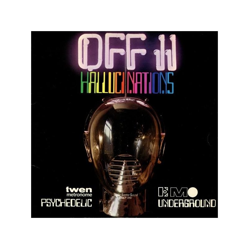 Various – Off II Hallucinations (Psychedelic Underground) 1969 KMLP 310