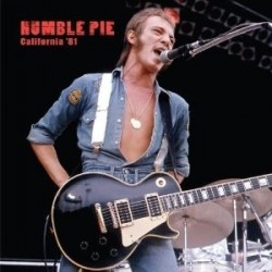 Humble Pie ‎– California &821781|2012   Cleopatra ‎– CLP 7546