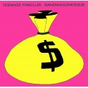 Teenage Fanclub – Bandwagonesque|1991 CRE LP 106