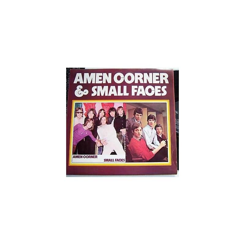 Small Faces / Amen Corner – Small Faces & Amen Corner |1972 NW 6001