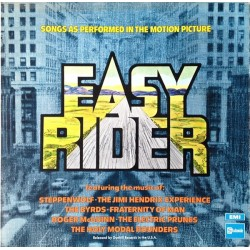 Various – Easy Rider (Songs As Performed In The Motion Picture)|1980     MCA Records 201 310