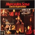 Sosa Mercedes ‎– Live In Argentinien|1983 Tropical Music ‎– 680.001