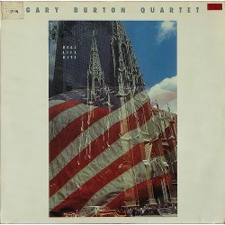 Burton Gary Quartet ‎– Real Life Hits|1985 ECM 1293