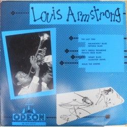 Armstrong Louis and His Hot Five And Seven ‎– (Epoque 1927)|1953 OS 1012 -diff. Cover