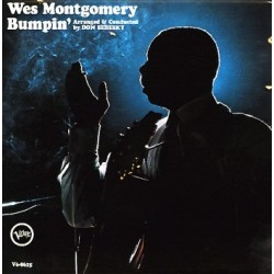 Montgomery Wes ‎– Bumpin&8217|1965 Verve Records V6-8625