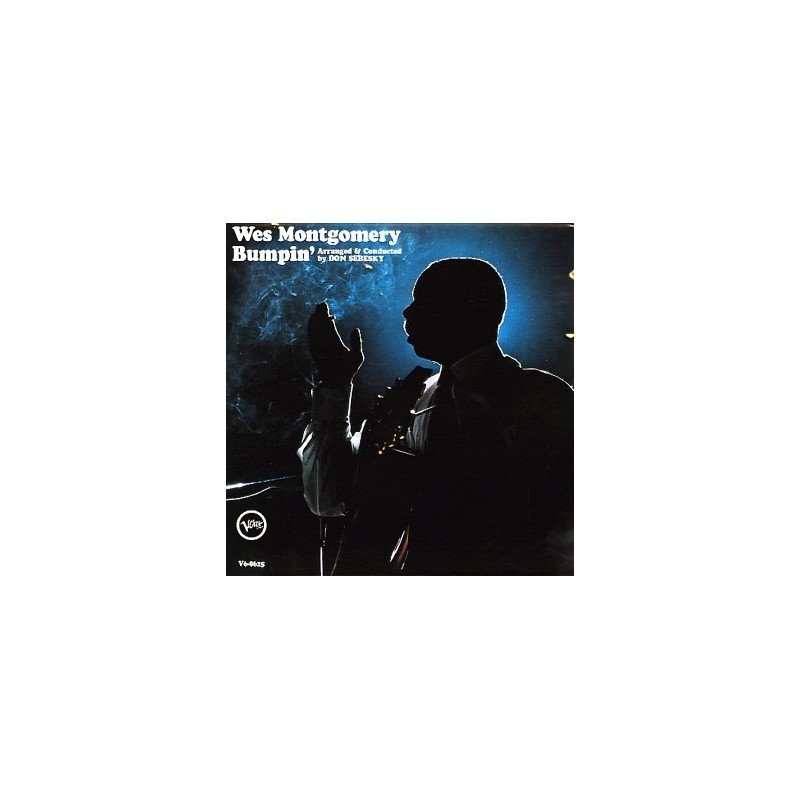 Montgomery Wes – Bumpin&8217 1965 Verve Records V6-8625