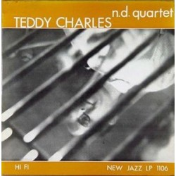 N.D. Quartet|1955 New Jazz ‎– NJLP 1106- 10´´Record