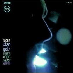 Getz Stan / Eddie Sauter – Focus|1961 Verve Records V6-8412