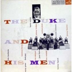 Ellington Duke and His Orchestra – The Duke And His Men|1955 LPM-1092 diff. Cover