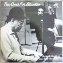 Ellington Duke/  Ray Brown – This One&8217s For Blanton|1975   Pablo Records – 2310 721