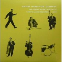 Hamilton Chico Quintet – Chico Hamilton Quintet|1955 Pacific Jazz Records PJ-1209