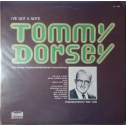 Dorsey ‎Tommy – I've Got A Note|1970   Top Classic Historia ‎– H 628