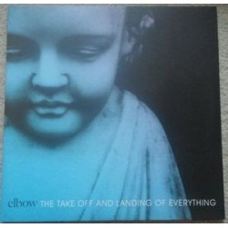 Elbow ‎– The Take Off And Landing Of Everything|2014 Fiction Records 3754769