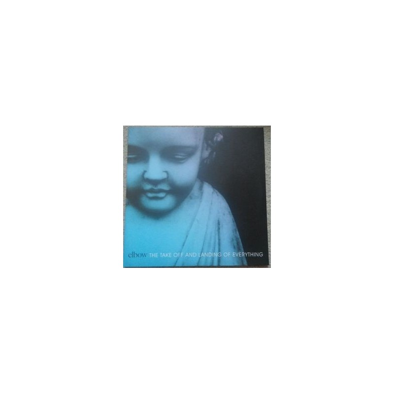 Elbow – The Take Off And Landing Of Everything 2014        Fiction Records3754769