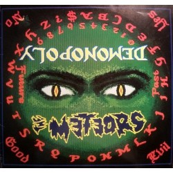 Meteors  The ‎– Demonopoly|1992    ROTT 90041
