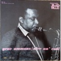 Ammons ‎Gene – Nice An&8216 Cool|1961/2009 Analogue Productions ‎– APJ 038 Limited Edition, Reissue, 180Gramm