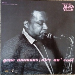 Ammons Gene – Nice An' Cool|1961/2009 Analogue Productions – APJ 038 Limited Edition, Reissue, 180Gramm