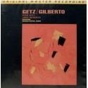 Getz Stan & João Gilberto – Getz / Gilberto 1964/1994 Mobile Fidelity Sound Lab – MFSL 1-208-200 Gramm Vinyl