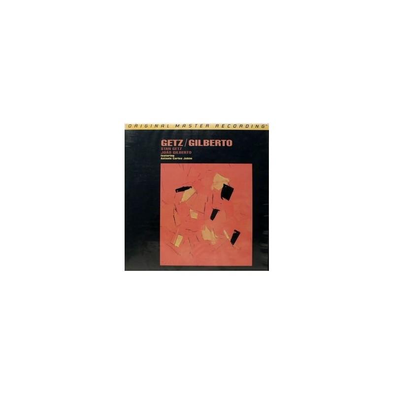 Getz Stan & João Gilberto – Getz / Gilberto|1964/1994 Mobile Fidelity Sound Lab – MFSL 1-208-200 Gramm Vinyl