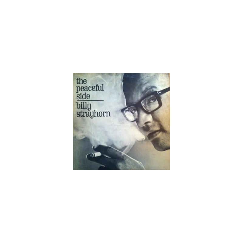 Strayhorn ‎Billy – The Peaceful Side|1966/2010 UAJS 15010