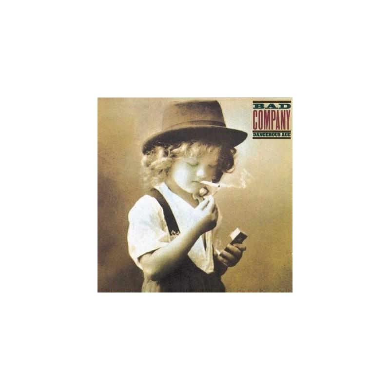 Bad Company– Dangerous Age|1988 Atlantic 781 884-1