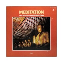 Scott Tony Featuring Jan Akkerman ‎– Meditation|1977 Polydor 2480 661