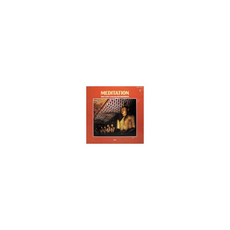 Scott Tony  Featuring Jan Akkerman – Meditation 1977       Polydor2480 661