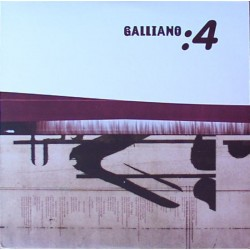 Galliano ‎– :4|1996 Talkin' Loud 532 811-1