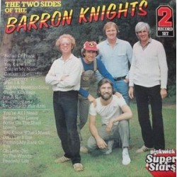 Barron Knights ‎The – The Two Sides Of The Barron Knights|1980   SSD 8037