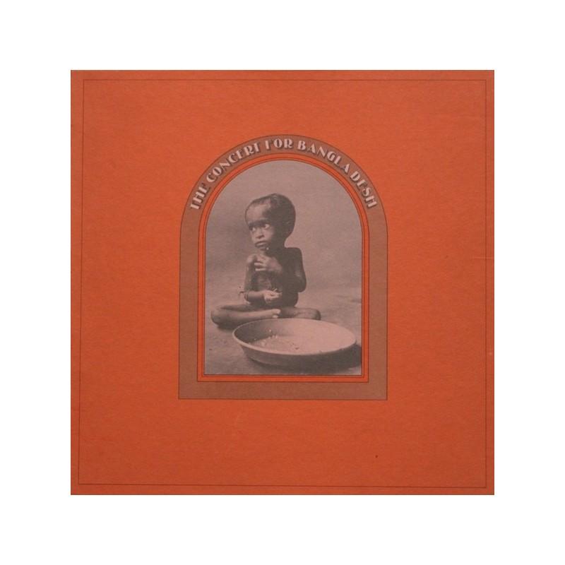 Various – The Concert For Bangla Desh|1971 Apple Records STCX 3385 3 LP Box