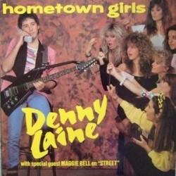 Laine Denny – Hometown Girls|1985 President Records Ltd. – PTLS 1080