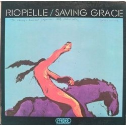 Riopelle Jerry ‎– Saving Grace|1974 ABC Records 27205 ET