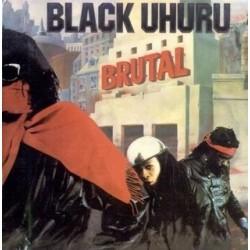 Black Uhuru – Brutal|1986  Bellaphon 260·07·088