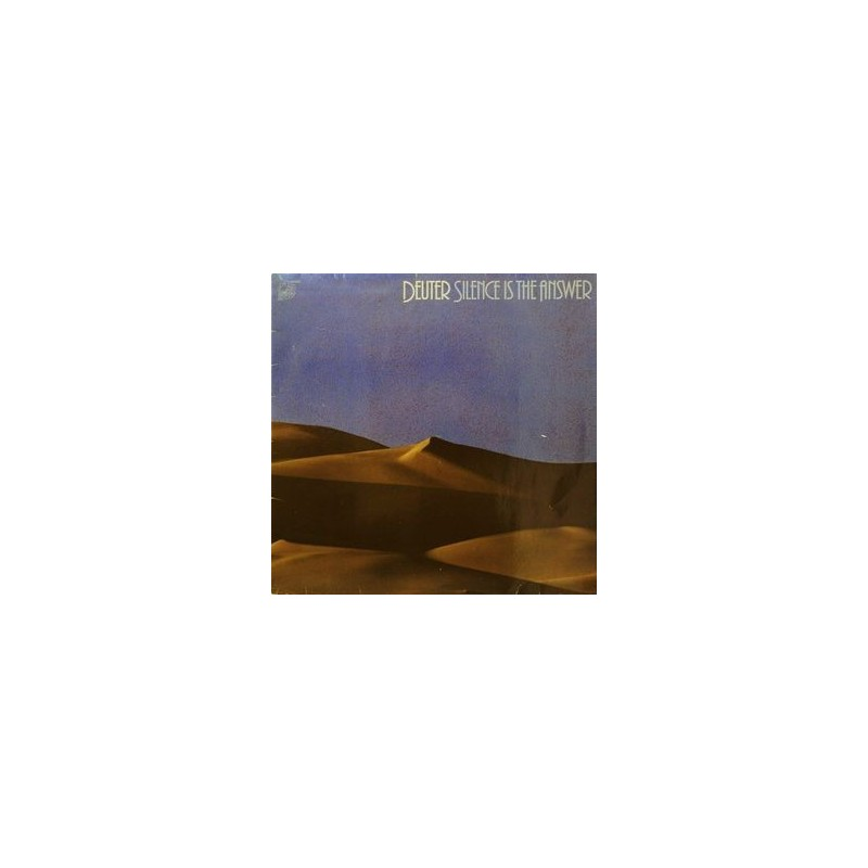 Deuter – Silence Is The Answer 1981 Kuckuck 049/050