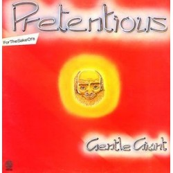 Gentle Giant ‎– Pretentious|1977 Vertigo 6641 629