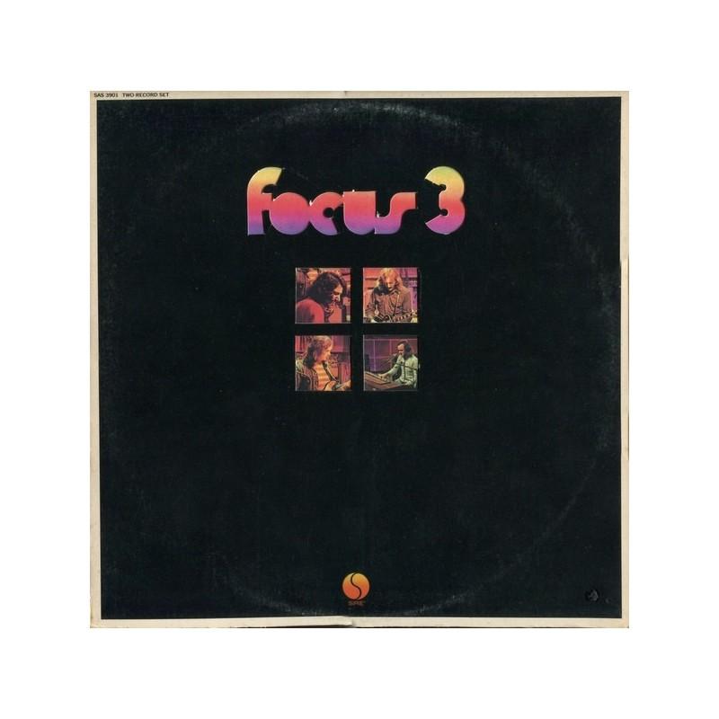 Focus – Focus 3|1972 Sire – SAS 3901 Gimmix Cover