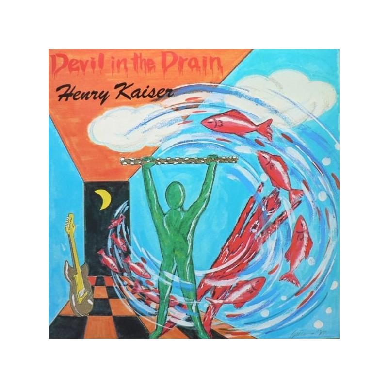 Kaiser Henry – Devil In The Drain|1987 SST Records SST 118