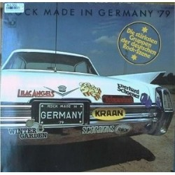 Various ‎– Rock Made In Germany '79|1979 EMI Electrola ‎– 1C 064-45 615