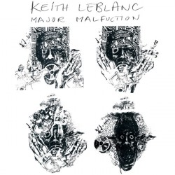 LeBlanc ‎Keith – Major Malfunction|1986    World Records	WR 005