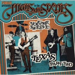 Various ‎– Highs In The Mid Sixties Volume 12: Texas Part 2|1984 AIP Records ‎– AIP 10021
