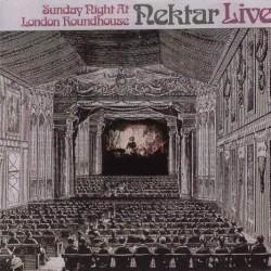 Nektar – Sunday Night At London Roundhouse 1974 Bellaphon BLPS 19182