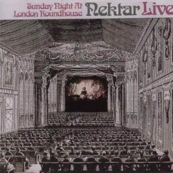 Nektar ‎– Sunday Night At London Roundhouse|1974 Bellaphon BLPS 19182