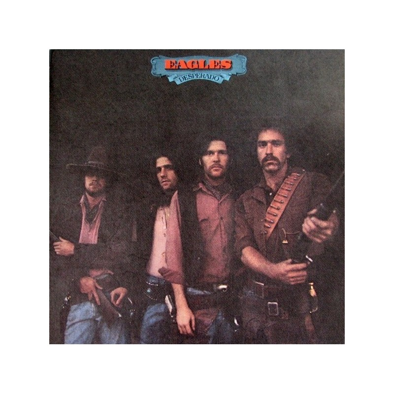 Eagles ‎– Desperado|1973 Asylum Records AS 53008
